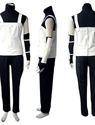 traje cosplay anbu