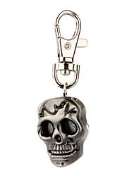 Beelzebub Skull Mascot Hanging Decoration Key Chain Clock Watch(CEG386)