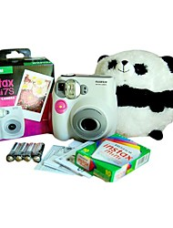 Fujifilm Instax Mini 7s Pink Instant Camera with 10 Films (DCE112)