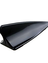 duarable voiture en plastique de décoration antenne aileron de requin - anti-statique - antidétonants lk-058 (szc2337)