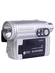 DV Style Butane Lighter with LED Flashlight