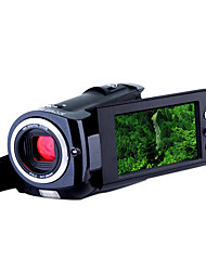 HDV-888 5.1MP CMOS com display LCD 3.0inch e zoom digital de 8x (dce302)