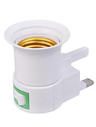 fr prise électrique alternatif à LED E27 Ampoules adaptateur de prise (110-240v)