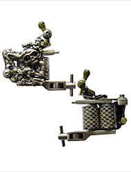 Empaistic Tattoo Machine - Steel Skull Frame