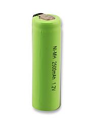 bateria recarregável 1.2v 2800mAh ni-mh (Ni-MH (1.2v2800))