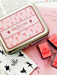 Ballerinas DIY Craft Stamp Set