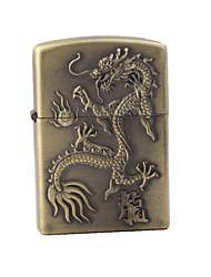 Китайский рисунок дракона легче