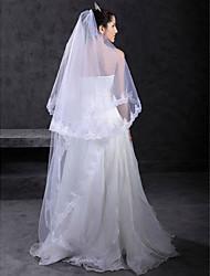 beautiful 1 voile de la mariée couche chapelle