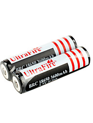 Li-ion 3.7V 3600mAh batteria ricaricabile (hb040)
