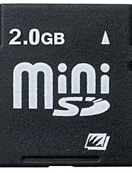 2gb OEM MiniSD карт памяти