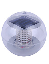 Solar Power Water Floating LED Light (1049-CIS-32007)