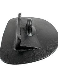 auto silicone carro titular posição anti-derrapante para telefone / gps / psp - preto
