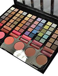 78 colori multifunzione cosmetica professionale palette set