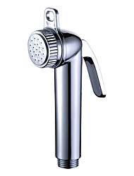 Hand Held Bidet Spray Silver
