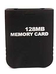 Carte mémoire 128 Mo de mémoire pour GC Wii