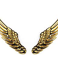 auto adhesivo emblema - alas de ángel