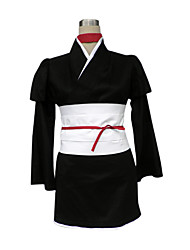 Inspired by Bleach Nemu Kurotsuchi Cosplay Costumes