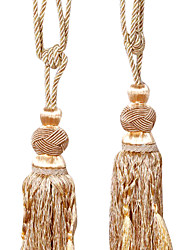 Yellow Tassel (One Pair)