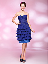 Cocktail Party / Homecoming / Sweet 16 Dress - Apple / Hourglass / Inverted Triangle / Pear / Rectangle / Plus Size / Petite / Misses