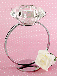 Big Diamond Candle Holder