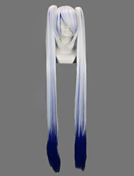 Snow Miku Cosplay Wig