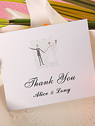 Thank You Card - Our Big Day (Set of 50)