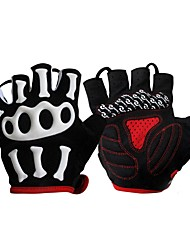 Spakct® Sports Gloves Men's / Unisex Cycling Gloves Spring / Summer / Autumn/Fall Bike Gloves Fingerless Gloves Cycling Gloves/Bike Gloves