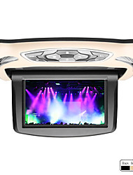 Chameleon 9 Inch Roof Mount Car DVD Player (Interchangeable Cover)