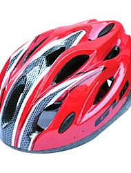 Bicycle Helmet One Mixed Molding Technology (14 Holes) With LED Lights