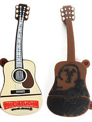 8gb de guitarra al estilo una unidad flash USB (marrón)