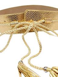sauvage pendentif pompon large ceinture (plus de couleurs)