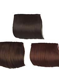 clip em cabelo sintético estrondo 3 cores disponíveis