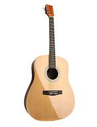 "41"" Acousitc Guitar Package Plywood-Spruce"