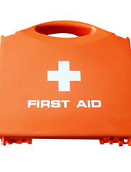 Portable Plastic First Aid Box
