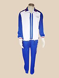cosplay traje inspirado en el príncipe del tenis seishun invierno ropa deportiva academia