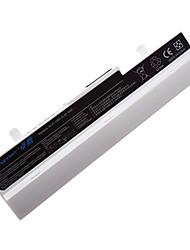 de la batería para Asus Eee PC 1005H 1005HA 1101HA 1005 1005HAB 1005P 1005PE al31-1005-1005 al32 pl31-1005-1005 tl31 blanco