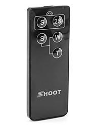 RC-1 пульт дистанционного управления для Canon 400D 350D 300D 30 33 30v t1 t2 z155 120 g1 g2 g3 g5 s70 s60