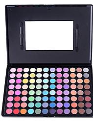 96 Palette Fard à paupières Mat Palette Fard à paupières Poudre Grand Maquillage de Fée Maquillage de Fête