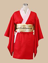 cosplay costume inspiré par gintama kagura (style japonais)