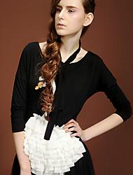 Nail Sequin Swan T-shirt