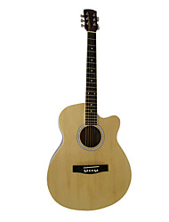 "40"" Acousitc Guitar Package Plywood-Linden"