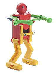 robô dança engraçada clockworks