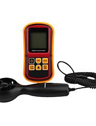 digitales anemonmeter