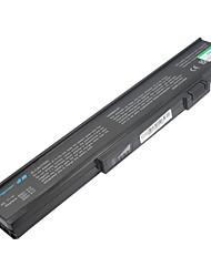 Bateria de 6 células para gateway 6000 6018gz 6020gz 6022gz