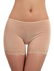 mediados de bragas de algodón conformación del muslo (más colores) sexy lingerie shaper