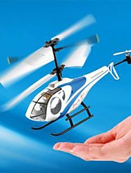 pouco golfinho controle remoto rc helicóptero sistema infravermelho giroscópio (0688-sx28026)