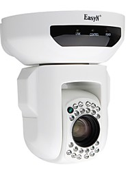 H.264 PTZ Wireless IP Camera with 10X Zoom With Sony CCD