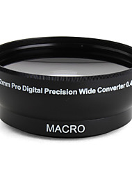 Professional 52mm 0.45x Wide Angle and Macro Conversion Lens