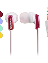 Sonun Mini In-Ear Earphones (Assorted Colors)