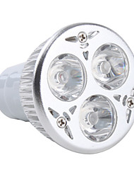 GU10 3 W 3 High Power LED 270 LM Warm White MR16 Spot Lights AC 85-265 V